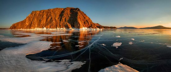 Winter Baikal Lake, Russia, photo 14