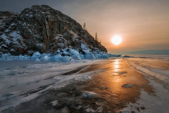 Winter Baikal Lake, Russia, photo 16