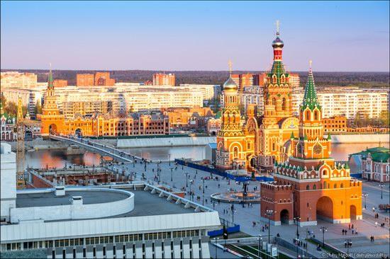 Yoshkar-Ola city, Russia, photo 1