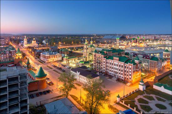 Yoshkar-Ola city, Russia, photo 13