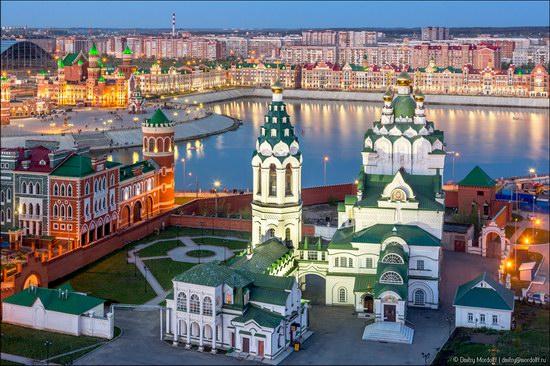Yoshkar-Ola city, Russia, photo 14