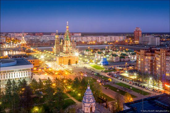 Yoshkar-Ola city, Russia, photo 15