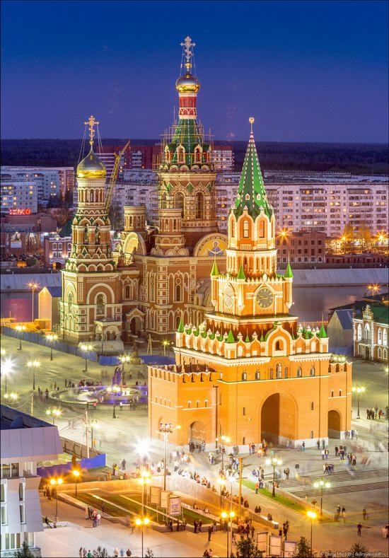 Yoshkar-Ola city, Russia, photo 20