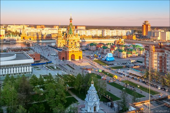 Yoshkar-Ola city, Russia, photo 4