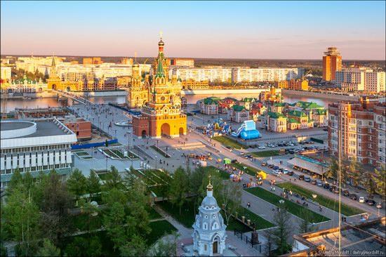 Yoshkar-Ola city, Russia, photo 4