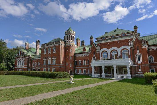 Sheremetevo Castle, Mari El Republic, Russia, photo 10