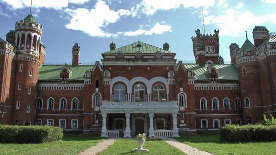 Sheremetevo Castle, Mari El Republic, Russia, photo 11