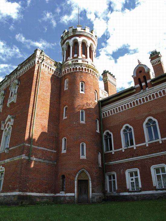 Sheremetevo Castle, Mari El Republic, Russia, photo 13