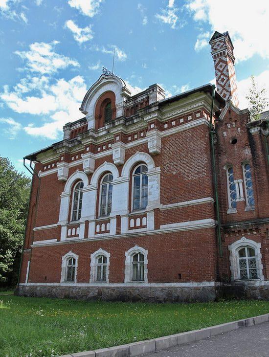 Sheremetevo Castle, Mari El Republic, Russia, photo 14