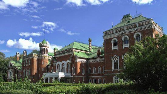 Sheremetevo Castle, Mari El Republic, Russia, photo 2