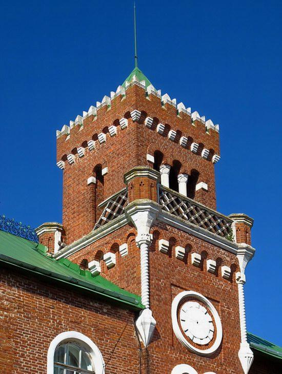 Sheremetevo Castle, Mari El Republic, Russia, photo 20