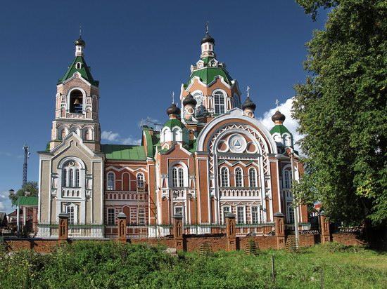 Sheremetevo Castle, Mari El Republic, Russia, photo 4