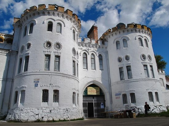 Sheremetevo Castle, Mari El Republic, Russia, photo 6