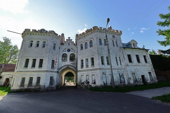 Sheremetevo Castle, Mari El Republic, Russia, photo 7