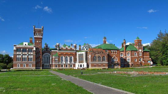 Sheremetevo Castle, Mari El Republic, Russia, photo 8