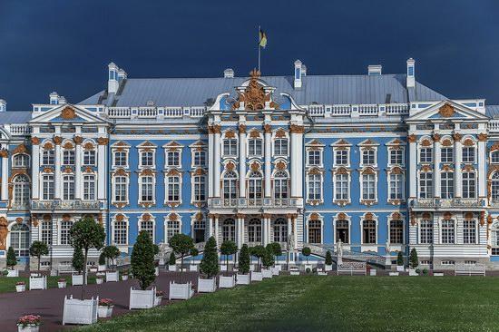 The Catherine Palace, Saint Petersburg, Russia, photo 1