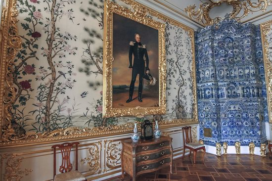 The Catherine Palace, Saint Petersburg, Russia, photo 10