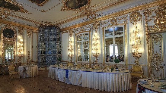 The Catherine Palace, Saint Petersburg, Russia, photo 12