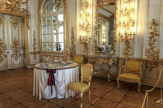 The Catherine Palace, Saint Petersburg, Russia, photo 13