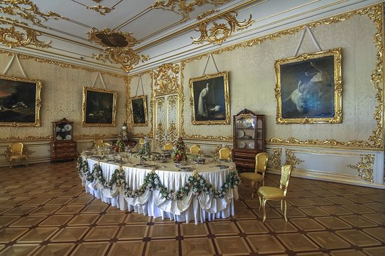 The Catherine Palace, Saint Petersburg, Russia, photo 14