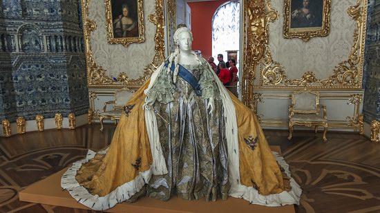 The Catherine Palace, Saint Petersburg, Russia, photo 17