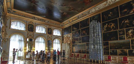 The Catherine Palace, Saint Petersburg, Russia, photo 18