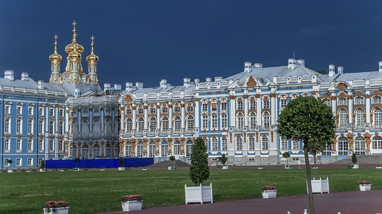 The Catherine Palace, Saint Petersburg, Russia, photo 2
