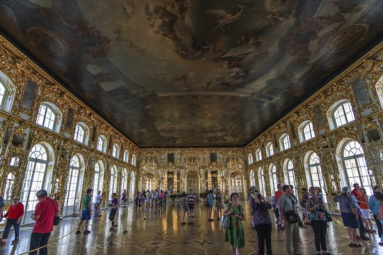 The Catherine Palace, Saint Petersburg, Russia, photo 20