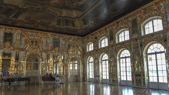 The Catherine Palace, Saint Petersburg, Russia, photo 21