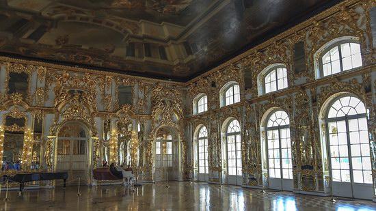 The Catherine Palace, Saint Petersburg, Russia, photo 21
