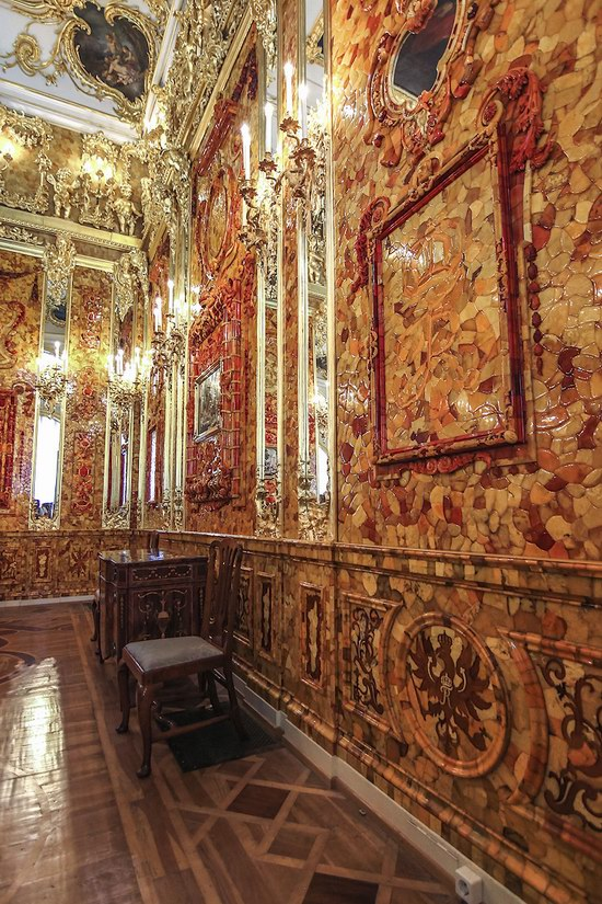 The Catherine Palace, Saint Petersburg, Russia, photo 22