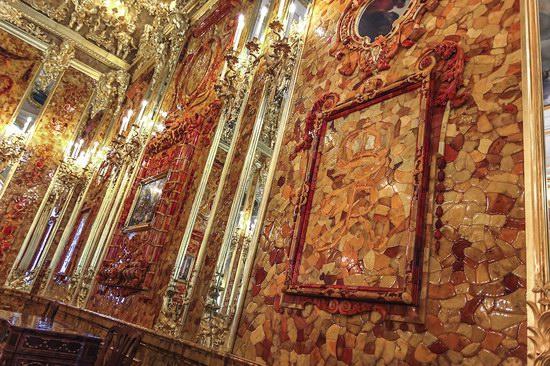 The Catherine Palace, Saint Petersburg, Russia, photo 23