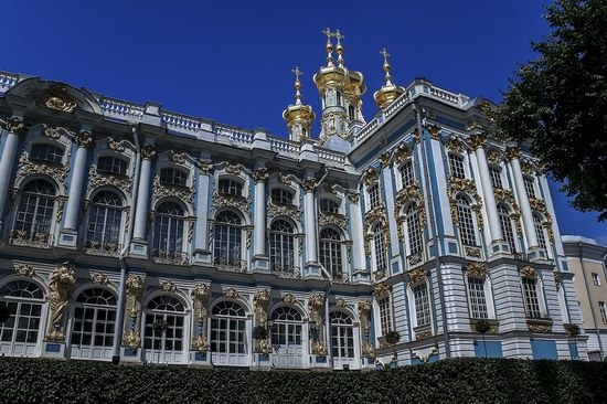 The Catherine Palace, Saint Petersburg, Russia, photo 3