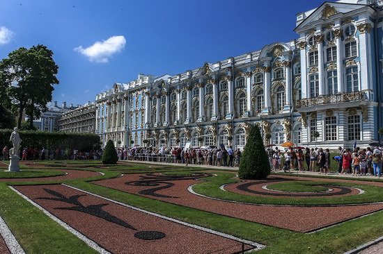 The Catherine Palace, Saint Petersburg, Russia, photo 4