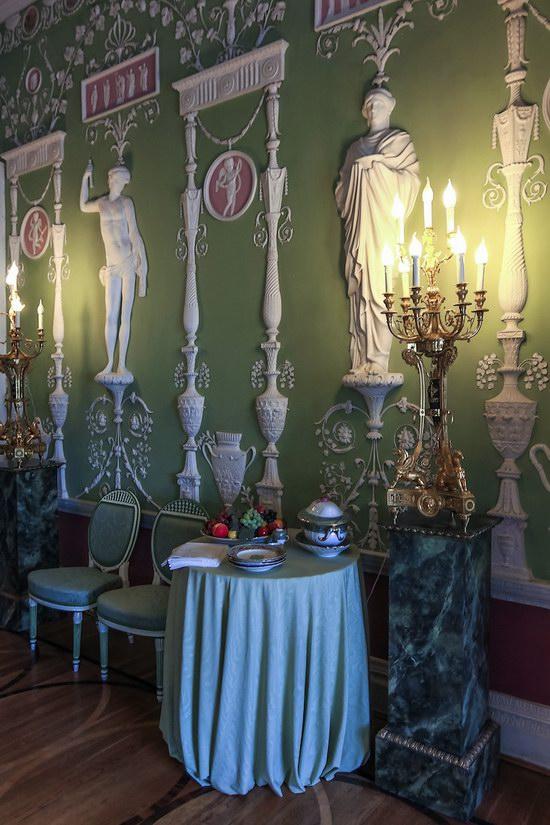 The Catherine Palace, Saint Petersburg, Russia, photo 7