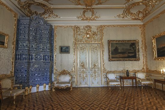 The Catherine Palace, Saint Petersburg, Russia, photo 8