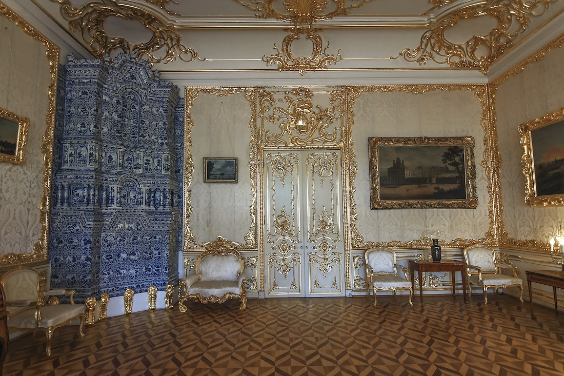 The Catherine Palace A Masterpiece Of Baroque 183 Russia