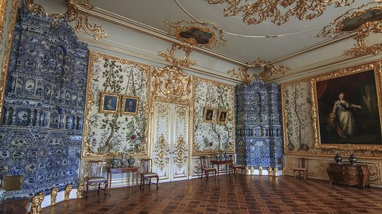 The Catherine Palace, Saint Petersburg, Russia, photo 9