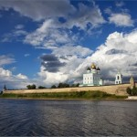 The Kremlin of Pskov – one of the oldest cities in Russia
