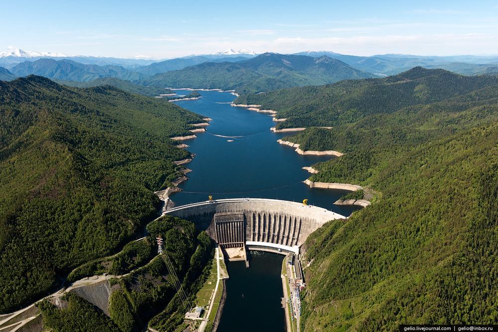 Sayano-Shushenskaya Hydroelectric Power Station Accident