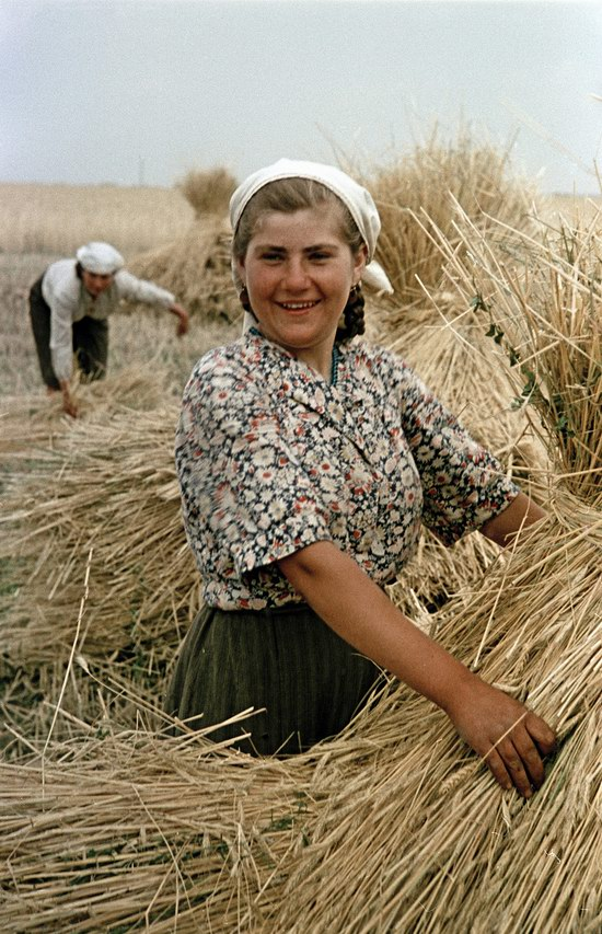 Soviet people in the 1950s, photo 13