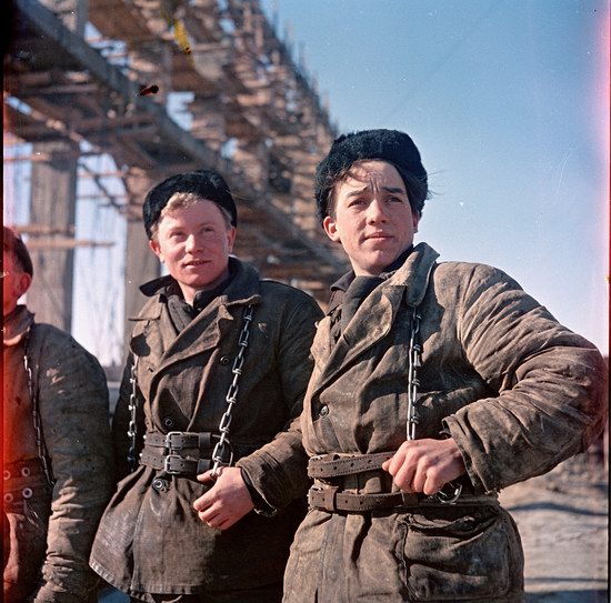 Soviet people in the 1950s, photo 18