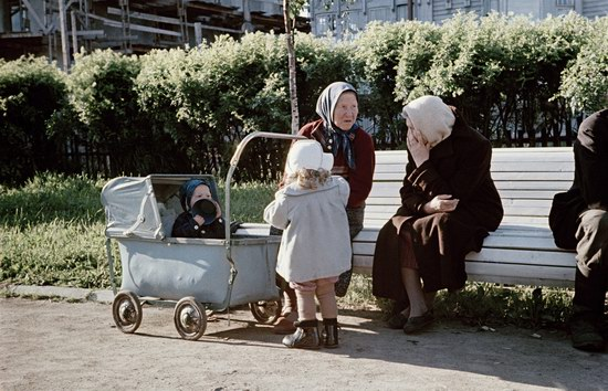 Soviet people in the 1950s, photo 9