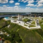 Tobolsk – the former capital of Siberia