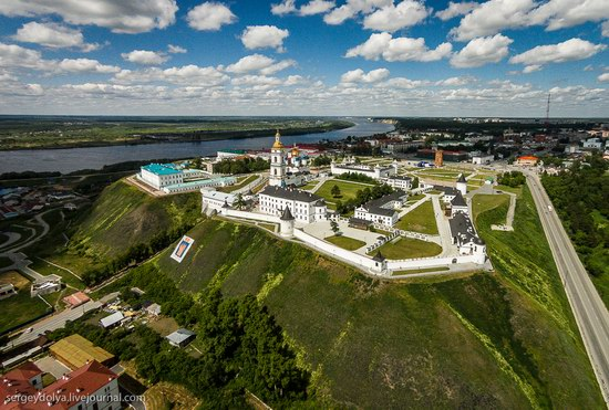 Tobolsk town, Siberia, Russia, photo 1