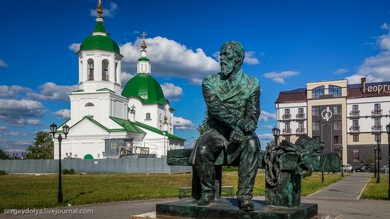 Tobolsk town, Siberia, Russia, photo 5