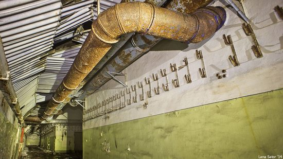 Abandoned storage of nuclear warheads, Russia, photo 10