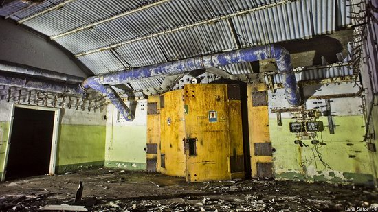 Abandoned storage of nuclear warheads, Russia, photo 11