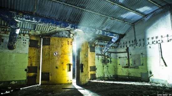 Abandoned storage of nuclear warheads, Russia, photo 12