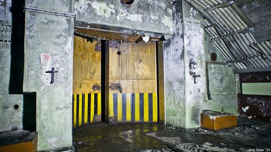 Abandoned storage of nuclear warheads, Russia, photo 14